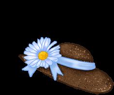 Adopte un(e) Souris Bleu Pastel