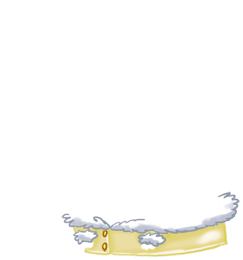 Adopte un(e) Souris Abricot classique