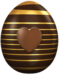 Oeuf en chocolat