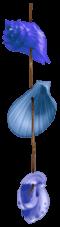 Guirlande coquillage