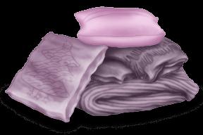 Coussins et Couvertures Intérieur Chalet