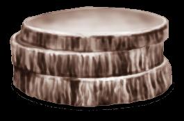 Table Basse Intérieur Chalet
