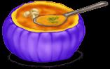 Soupe de Potiron Halloween 2018
