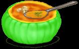 Soupe de Potiron Halloween
