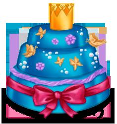 Gâteau Anniversaire 2015