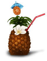 Cocktail Ananas