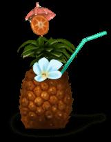 Cocktail Ananas