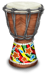 Djembé africain
