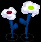 Fleurs Nuage