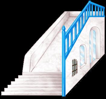 Grèce Bloc Escalier 2