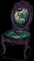Chaise Château Ténébreux
