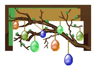 Branche de Pâques