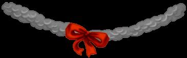 Guirlande Père Noël
