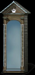 Cabine Garde Royal Anglais
