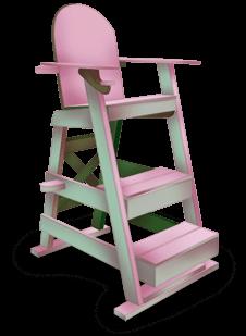 Chaise Sauveteur