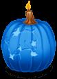 Grande Bougie Halloween 2018