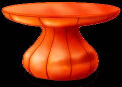 Table Halloween