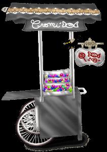 Chariot Halloween