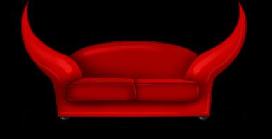 Canapé Démon