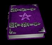 Livre Magique Sorcière