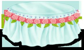 Table Basse Gâteau Mariage