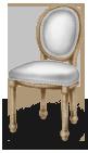 Chaise Piste de Danse