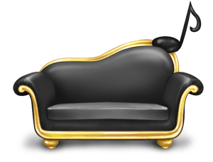 Canapé Gaga
