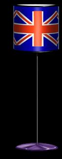 Lampe Anglais