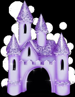 Château Princesse des Neiges