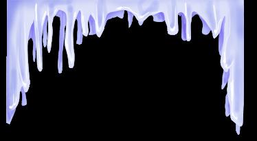 Glace Fée de l'hiver