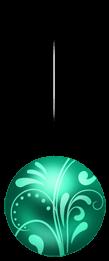 Boule géante Lutin