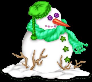 Bonhomme de Neige Noël