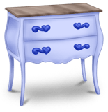 Commode Avent