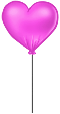 ballon st Valentin