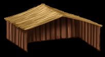 Maisonette en bois