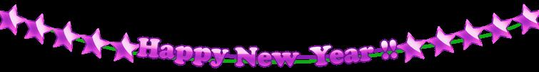 Guirlande colorée