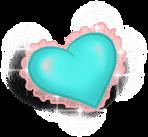 Petit coussin coeur