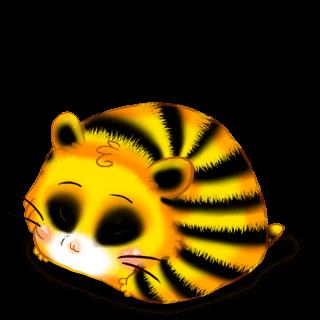 Adopte un(e) Hamster Beemoov