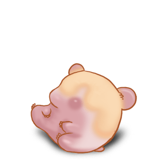 Adopte un(e) Hamster Praline