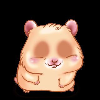 Adopte un(e) Hamster Arc-en-Ciel