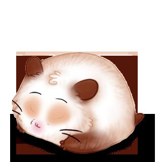 Adopte un(e) Hamster Bigout