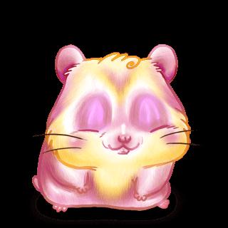 Hamster Hamster Démon
