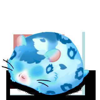 Adopte un(e) Hamster Bleu léopard