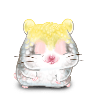 Adopte un(e) Hamster Printemps