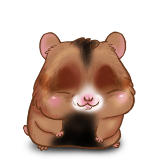 Hamster Caramel