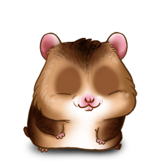 Hamster Chataigne