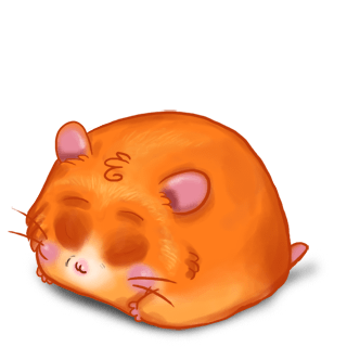 Adopte un(e) Hamster Hamster Citrouille
