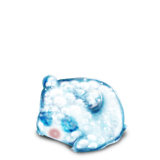 Hamster Glace
