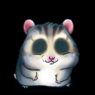 Adopte un(e) Hamster Bleu Gris