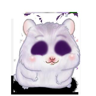Adopte un(e) Hamster Gris Violine